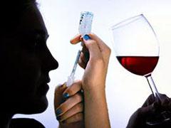 алкогольный сахарный диабет