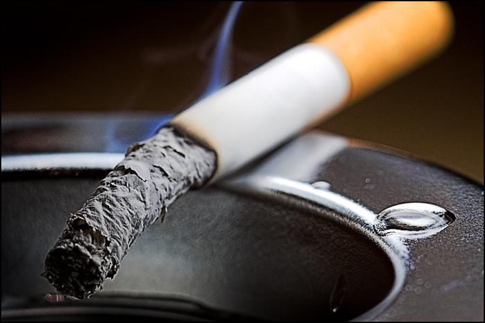 Курение подле сахарном диабете