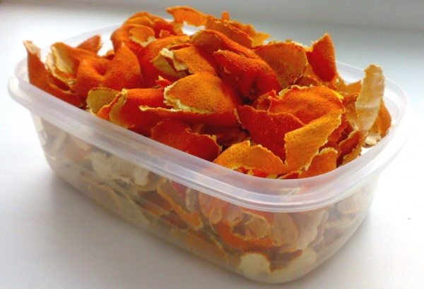 мандариновые корки при сахарном диабете