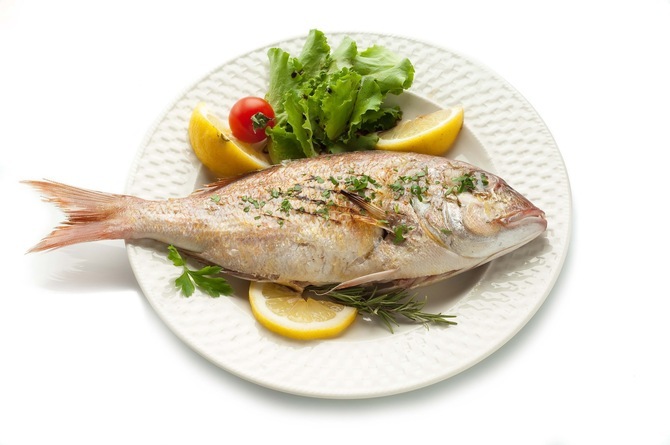 рыба рядом диабете 0 типа