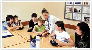 школа диабета дети