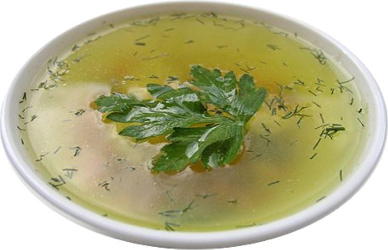 супы рецепты при диабете