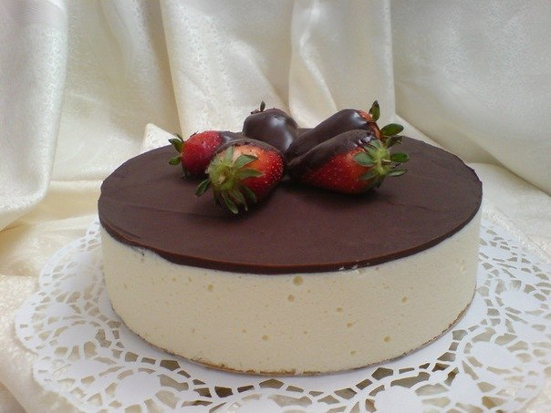 торт с фруктозой рецепт